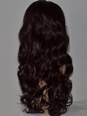 Synthetic Impressive Wavy Lace Front Wig - Image 3