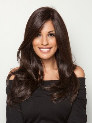 Lace Layers New Style And Loose Waves Front Long Human Hair Wig - Image 3