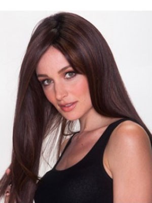 Synthetic Straight Fashionable Lace Front Wig - Image 2