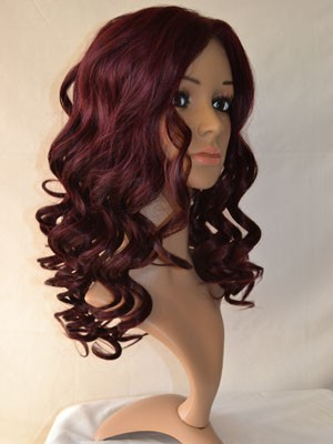 Synthetic Wavy Pretty Lace Front Wig - Image 3