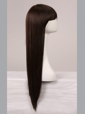 Capless Straight Luxury Incredible Remy Human Hair Wig - Image 3