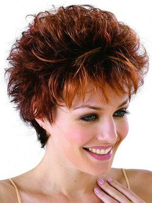 Synthetic Light Weight Impressive Lace Front Wig - Image 1