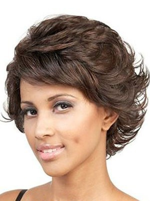 Synthetic Wavy Charming Capless Wig - Image 1