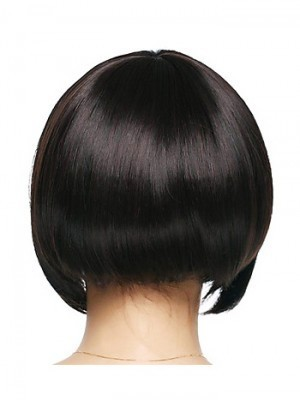 Synthetic High Quality Bob Style Straight Wig - Image 4