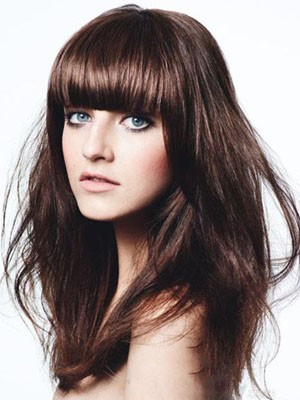Classic Straight Synthetic Capless Wig - Image 1