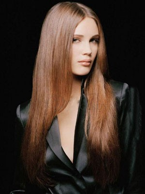 Straight Most Popular Lace Front Remy Human Hair Wig - Image 1