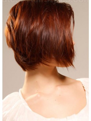 Capless Short Straight Amazing Synthetic Wig - Image 2