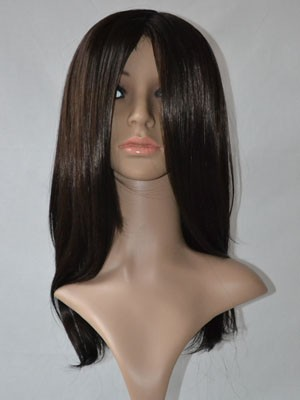 Synthetic Classic Lace Front Wig - Image 1
