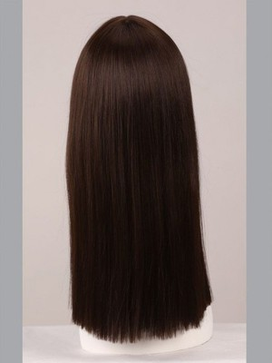 Fashion Elegante Capless Straight Wig - Image 4