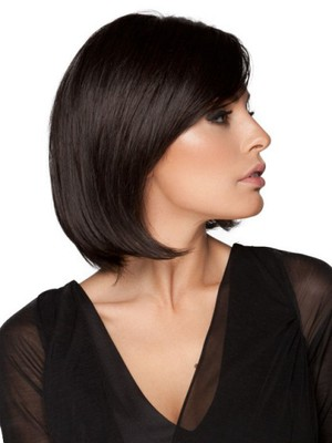 Attractive Sweet Straight Lace Front Flexibility Wig - Image 2
