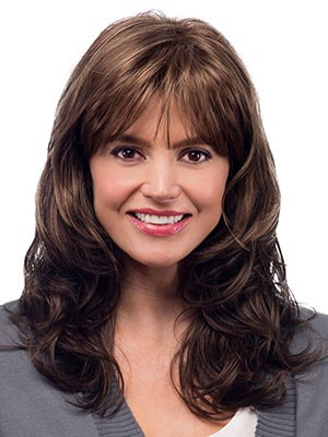 Wavy Magnificent Synthetic Capless Wig - Image 1