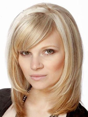 Straight Silky Capless Attractive Remy Human Hair Wig - Image 2