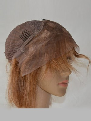 Blonde Wavy Classic Wig With Flying Ends  - Image 2