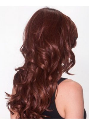 Marvelous Wavy Synthetic Capless Wig - Image 3