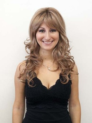 Wavy Soft Impressive Synthetic Wig - Image 1