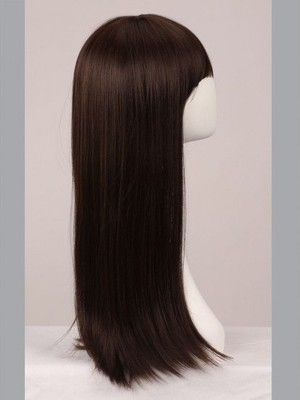 Straight Romantic Lace Front Suitable Wig - Image 3