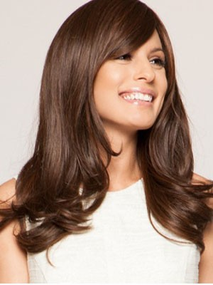 Wavy Long Synthetic Capless Wig - Image 1