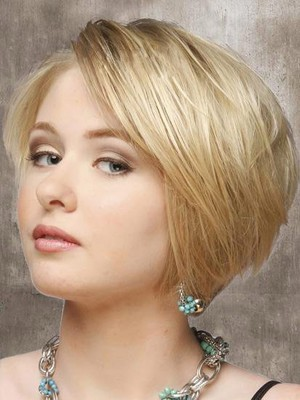 Straight Lace Short Front Elegante Synthetic Wig - Image 3